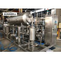 Best Energy saving carbonated drink mixer 18C filling normal filling machine for beverage factory wholesale