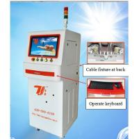 Quality Automatic Cable Laser Wire Marking Machine Speed Up To 200M / Minute wholesale