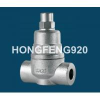 China Bimetallic Thermostatic Radiator Steam Trap 0.01 - 1.6 MPa on sale
