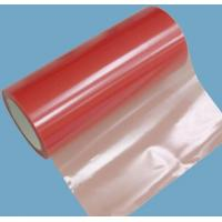 Best Tesa 4965 Equivalent Transparent Double Sided PET Adhesive Tape with Red PE Release Liner wholesale