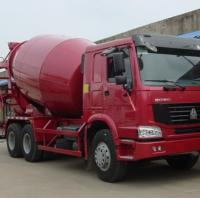 Best SINOTRUK Concrete Cement Mixer Truck , 10 Cubic Metre Truck ISO Approved wholesale