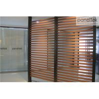 Best Natural Flat Finish Terracotta Baguette Louver For Ventilated Facade System wholesale