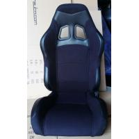 Best Sparco Style Sports Car Seat , Reclining Racing Seats Classic Design wholesale
