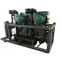 China Screw Industrial Refrigeration Compressors , Compressor Used In Refrigerator on sale