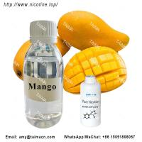 Best 1000mg/ml nicotine liquid mix Mango concentrated fruit flavor liquid used for e-liquid wholesale