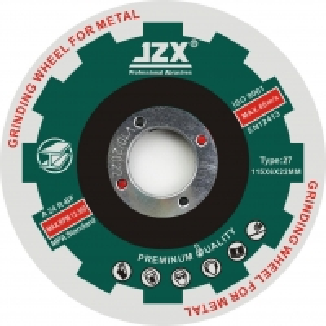"Best T27-4-1/2""X1/4X7/8 Corundum Abrasive Grinding Wheel wholesale"