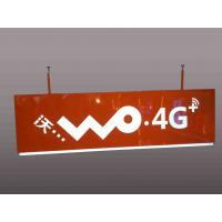 Best Telecom Operators Service Rectangular Shaped Sign Double Sides For Wayfinding wholesale