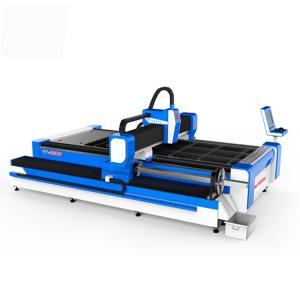 Best Metal High Power Laser Cutting Machine , Fiber Laser Equipment 0.003mm Accuracy wholesale