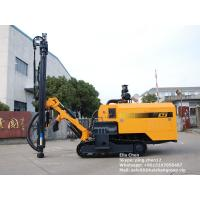 Best 90 - 115mm Diameter Portable Drilling Rig Machine Double Rotary Motor 17 Bar wholesale