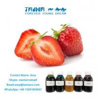 Cheap Fruit Concentrated Liquid Flavor/ Strawberry and Mango Flavor used for nicotine for sale