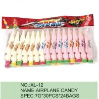 Best Strawberry Airplane Low Fat Sour Powder Candy Funny HACCP Certification wholesale