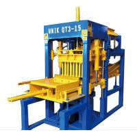 Best Hot selling QT3-15 Concrete Block Making Machine with low price wholesale