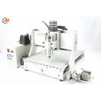 Best AMAN mini cnc engraving machine with 4th axis wholesale
