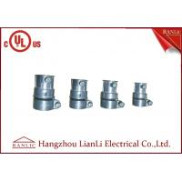 Best EMT TO Flexible Conduit Connector Zamak Set Screw Connector Customized wholesale