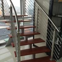 Cheap High Quality Stainless Steel Window Grill Design Balcony Railing with Wire / for sale