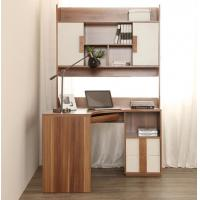 Quality Recycled Modern Home Furniture Computer Corner Desk With Hutch