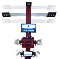 Best Garage Equipment Wheel Tire Alignment Machine Effectively Auto Tracking With Four Cameras wholesale