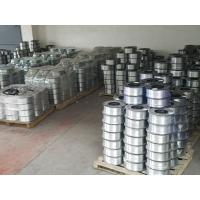China China 99.995% Pure Zinc Wire Supplier 1/8 diameter Drum package on sale