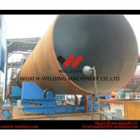 Best Pressure Vessel Automatic Conventional Pipe Welding Rotator with PU Roller 10 Ton wholesale