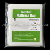 Buy cheap Customized Demand 03 Style 2 pack Heavy Duty 40*18*104 inch Twin Mattress Bag from wholesalers