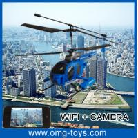 Best Remote Control  G-sensor Function Wifi Controlled RC Car / Helicopter With Andriod System wholesale