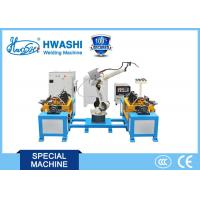 Best Hwashi Stainless Steel Industrial Chair Automatic Robot Arm Welding Machine wholesale