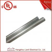 """Cheap 1/2"""" EMT Conduit Hot Dip Galvanized 3.05 Meter Length UL Listed White Colore for sale"""