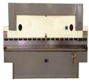 China 6000mm Width 5.5KW Sheet Metal Bending Machine 0.2mm-1.8mm Bending Thickness on sale