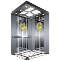 Cheap Noiseless Residential Traction Elevator , VVVF Control Lifts For Residential for sale