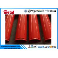 Best ASTM A106 Coated Steel Pipe GRADE B SEAMLESS OD 4 INCH Size 3PE Material wholesale