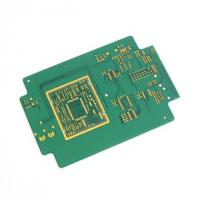 Best Custom 0.25mm Single Layer / Double Sided Pcb Board With 2oz Copper , 2 Mil wholesale