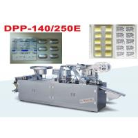 Pill Alu Alu Blister Packing Machine Capsule And Tabelts Use