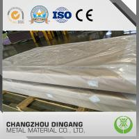 China 30-2500 mm Width Aluminium Plain Sheet For Reflector Lamps / Billboards / Signs on sale
