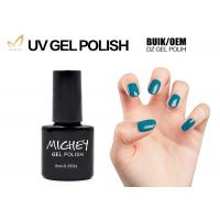 Best 6ml Soak Off Light Blue One Step Gel Nail Polish No Need Base And Top Coat wholesale