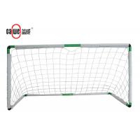 China Versatile Boys Football Nets , Football Goal Post Netting For Children on sale