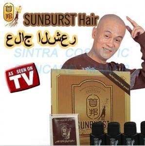 Best SUNBURST Hair Nourishing Liquid - Hair Loss Product with ENGLISH & ARABIC LANGUAGE wholesale