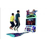 Best 2 Players Arcade Games Machines , 55 Inches Display Video Game Machine wholesale