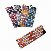 Buy cheap Eyewear Pouch, Measures 13.5 x 9.5cm, Ideal for Gifts and Promotions from wholesalers