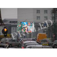 China IP65 Waterproof  P10 Outdoor Advertising LED Display Screen SMD 3535 Type on sale