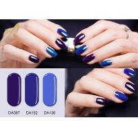 Best ODM MSDS UV Gel Nail Varnish / Healthy No Chip Gel Polish 10M 12ML wholesale