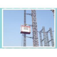 Quality SC150TD Electric Motor Rack And Pinion Elevator Hoist With CE Certificate wholesale