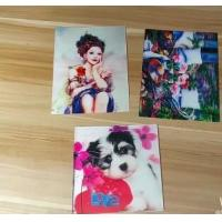 Best OK3D professional supply flicker pictures india 3d lenticular card for sale with strong 3d depth lenticular effect wholesale