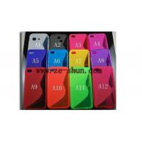 Best Fashion design colorfull mobile phone silicone cases for IPhone 4 / 4s wholesale