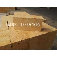 Best Red SK36 Refractory Fire Clay Bricks For Furnaces Low Porosity High Density wholesale