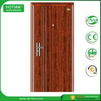 Best main entrance bullet proof steel security door wholesale