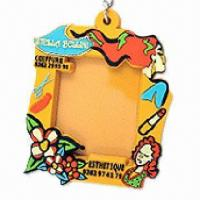 Best Lovely photo frame, made of resin and PVC, customized designs are accepted wholesale