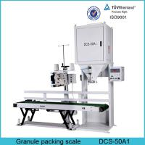 Cheap DCS-50A series quantitative packing scale,quantitative packing of granule material for sale