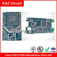 Best ENIG/HASL/OSP HDI Rapid Prototyping Pcb FR4 Multilayer Printed Circuit Board wholesale