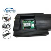 Best 3g Video Car Camera Alarm System HDD Mobile DVR With G-Shock Geofence Panic Button wholesale