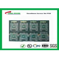 """Best Professional Quick Turn PCB Prototypes FR-4 4.5MM Board Thickness Gold 50u"""" wholesale"""